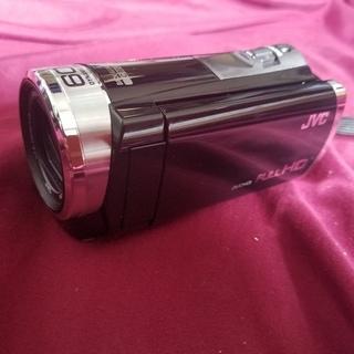 ほぼ未使用 人気のフルハイビジョン ビデオカメラ