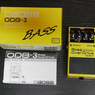 BOSS Bass OverDrive ODB-3お譲りします。