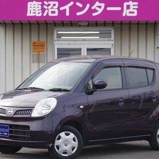 NEW! 日産 モコ 2WD E パープル【くるまのミツクニ湘南...