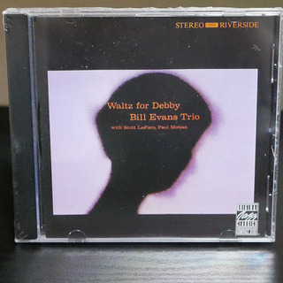 【CD】Waltz for Debby/ビル・エヴァンスをお譲り...
