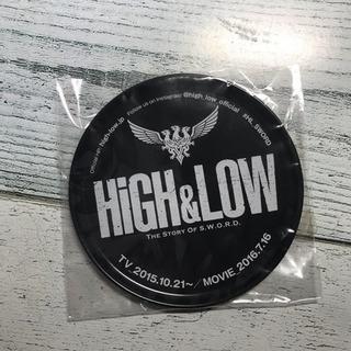 HIGH&LOW コースター