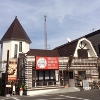 【岡山市北区今 カフェ根本商店 今店】カフェで接客もしくは調理の...