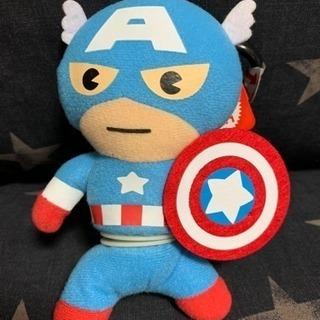 香港ディズニー限定 MARVEL キャプテン アメリカ