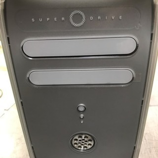 Apple Power Mac G4 867 部品取用