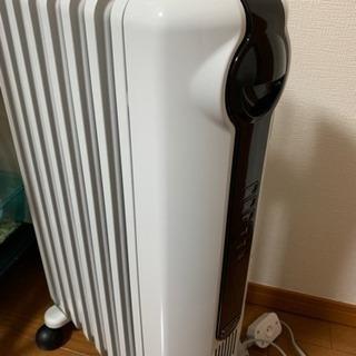 デロンギ オイルヒーター L字型フラットフィン8枚 【8~10畳用】