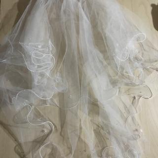 結婚式 新婦 ベール