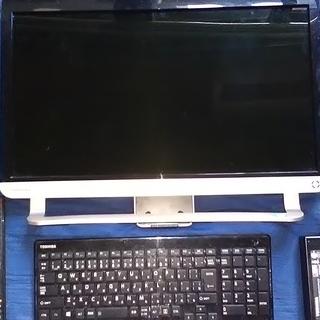 デスクトップ一体型TV視聴パソコン