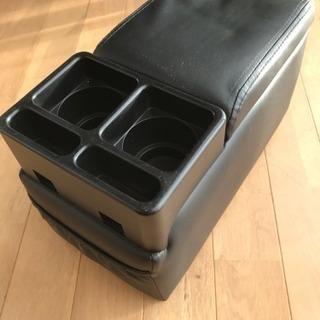 コンソールボックス ブラック