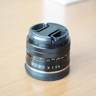 ソニー Eマウント 単焦点 35mm F1.2