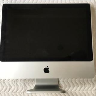 【ジャンク】iMac2008