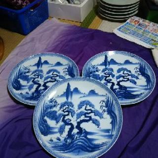 和皿・大皿 5枚