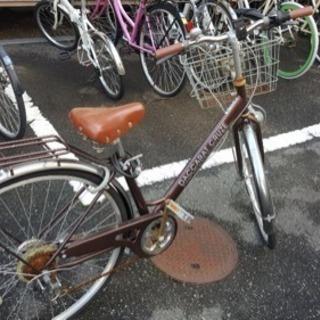 6段ギア☆自転車☆走行可能