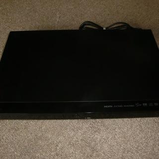 東芝製ブルーレイHDDレコーダー 2番組同時録画可能 DBR-Z110