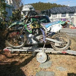 ヒッチメンバー用バイクキャリア