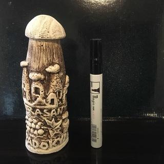 キノコ岩 ボトル