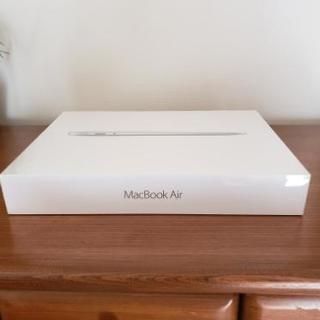 mac book air 2017 13インチ 新品未開封