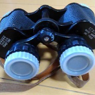 ■OMEGA「COATED LENS双眼鏡」12×30ワイドアン...