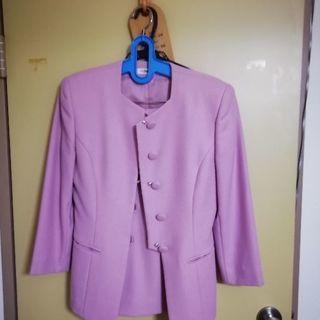 7号のスーツ★ピンク★入学式