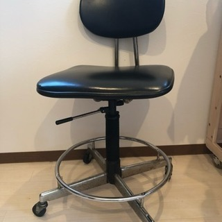 レトロな椅子