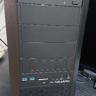 ゲーミングパソコン ガレリアXJ