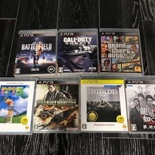 PS3ゲーム各種
