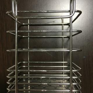 食器 水切り ポケット 箸、スプーンなど小物用