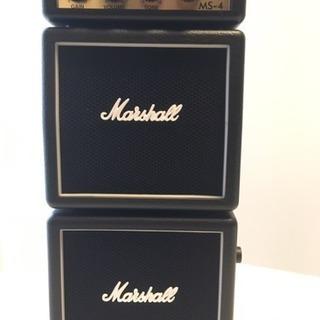 Marshall マーシャル MS-4 ミニ・ギターアンプ フル...