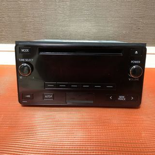 トヨタ 純正 オーディオ メーカーオプション 86120-26201