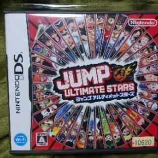任天堂 DSソフト JUMP ULTIMATE STARS