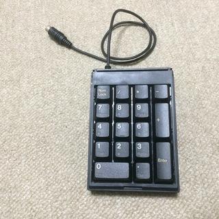 【0円・無料・テンキーパッド】 IBM製 テンキーパッド 79F...