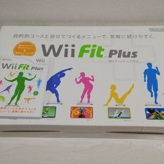値下げ!Wii Fit Plus. バランスボード+ソフト - 板橋区