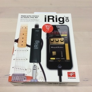 iRig HD★録音機器