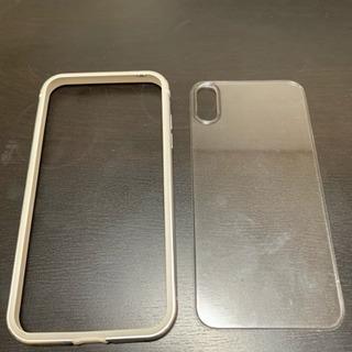 iPhoneXR バンパーケース