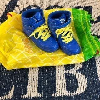 cheer子供靴