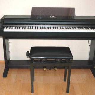 【値下げ】KAWAI 電子ピアノ DIGITALPIANO 36...