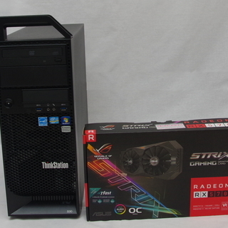 ゲーミングpc RX570(GTX1060相当) SSD240GB...