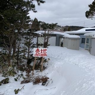 北海道山越郡長万部町の土地を売ります
