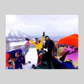 2/12 川場でスノーボード