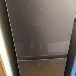 aqua 2018年製 一人暮らし用冷蔵庫 ほぼ新品