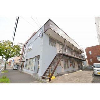 【スーパー「東光ストア」徒歩4分!最上階角部屋♪生活保護者入居可能...