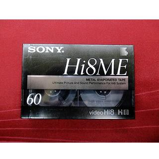 札幌 未開封新品【ソニー 8mmビデオテープ】Hi8ME E6-...