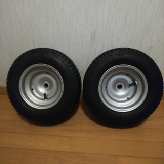 ジャイロキャノピーTA-03 4stホイール&タイヤ