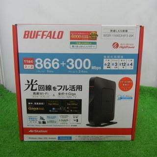 BUFFALO バッファロー 無線LAN親機 WSR-1166D...