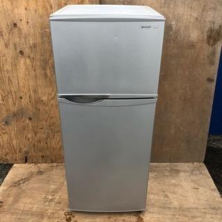配送・設置無料❗️2014年製 118L 冷蔵庫 SHARP 冷...