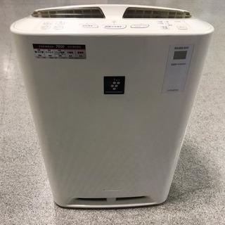 シャーププラズマクラスター加湿空気清浄機【2011年製】