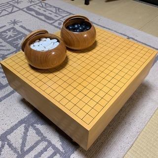 本榧(ほんかや)碁盤