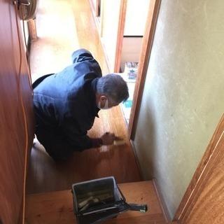 建物の塗装、簡単リフォーム致します!古い家の困った事ご相談ください。