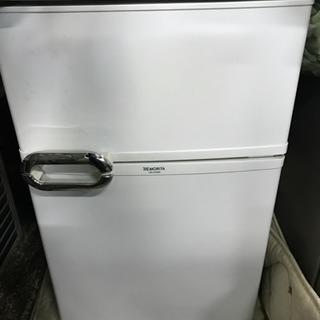 ★☆ MORITA 冷蔵庫 MR-D09BB 2010年製