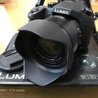 カメラ FZ1000