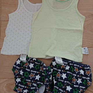 シャツ パンツ サイズ80・90